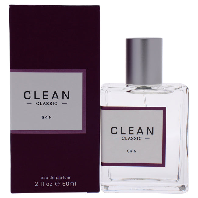 Classic Skin by Clean for Women - 2 oz EDP Spray
