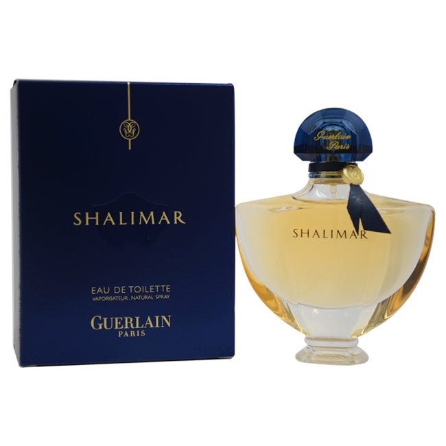 Shalimar by Guerlain EDT Spray for Women 3oz