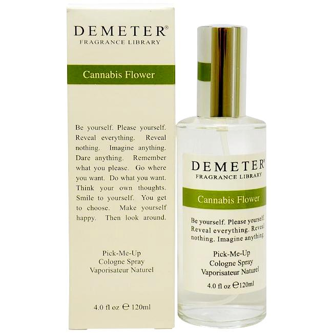 Cannabis Flower by Demeter for Women