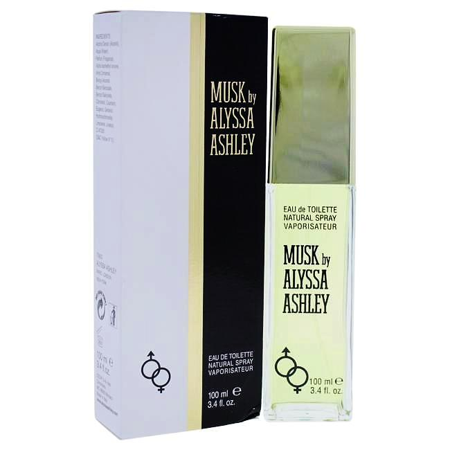 Alyssa Ashley Musk by Alyssa Ashley for Women