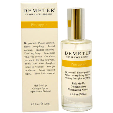 Pineapple by Demeter Cologne Spray for Women 4oz