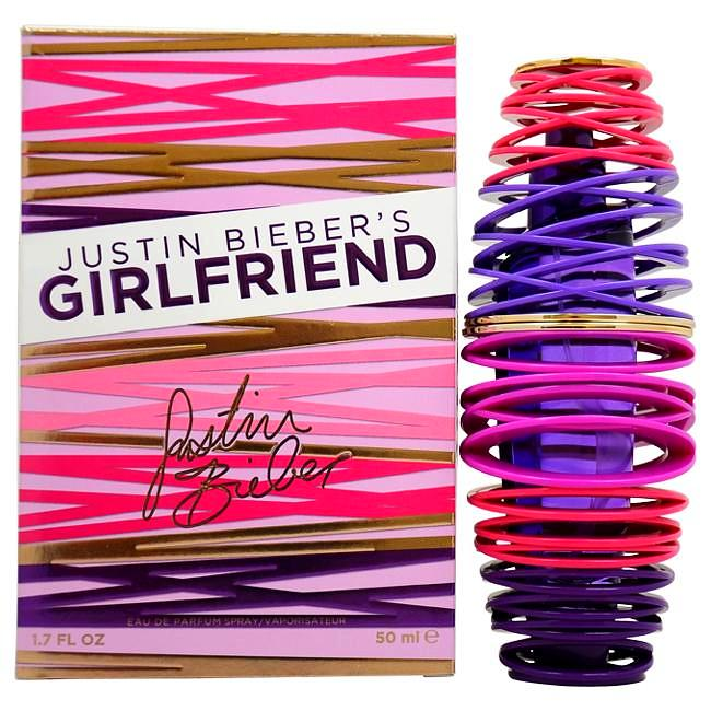 Justin Bieber Girlfriend by Justin Bieber for Women