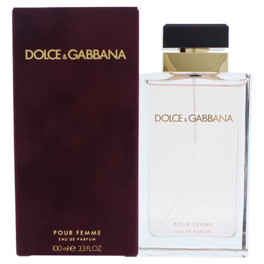 Dolce and Gabbana Pour Femme by Dolce and Gabbana EDP Spray for Women 3.3oz