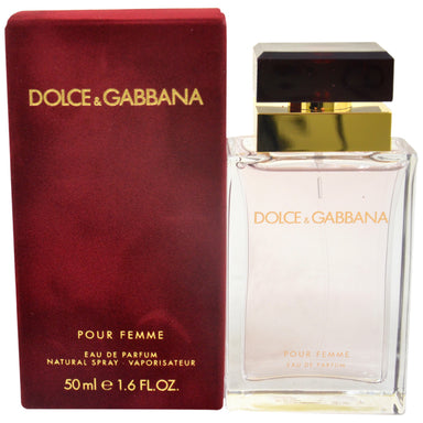 Dolce and Gabbana Pour Femme by Dolce and Gabbana EDP Spray for Women 1.6oz