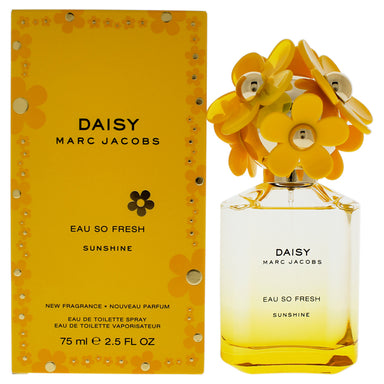 Daisy Eau So Fresh Sunshine by Marc Jacobs for Women - 2.5 oz EDT Spray