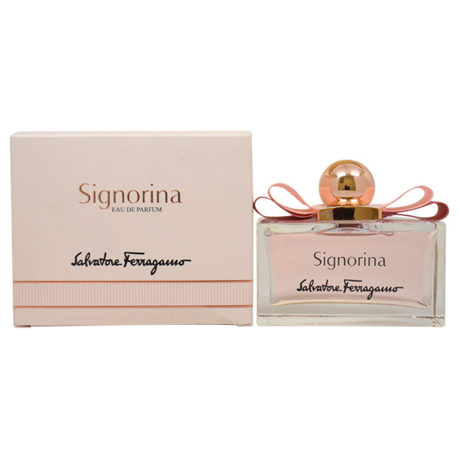 Signorina by Salvatore Ferragamo EDP Spray for Women 3.4oz