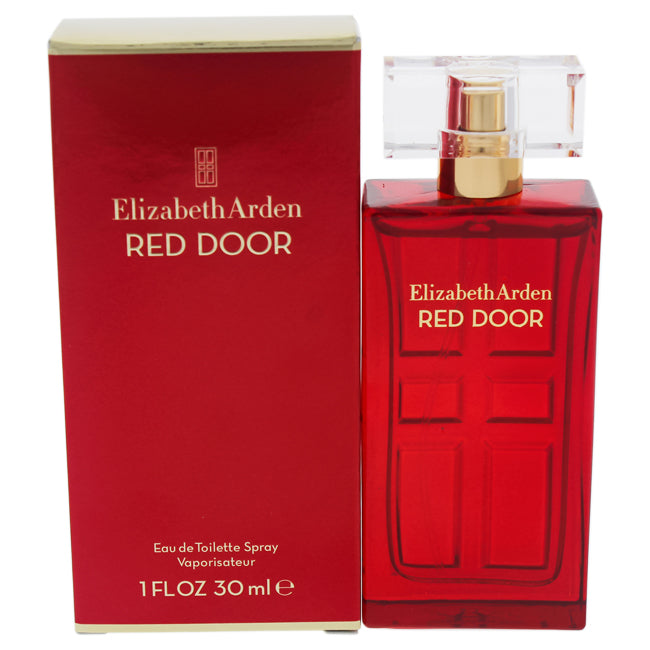 Red Door by Elizabeth Arden EDT Spray for Women 1oz