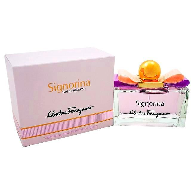 Signorina by Salvatore Ferragamo for Women