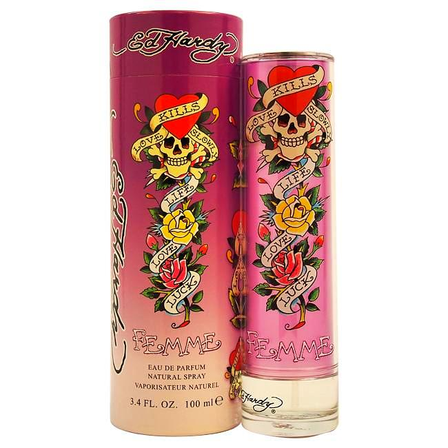 Ed Hardy Femme by Christian Audigier for Women