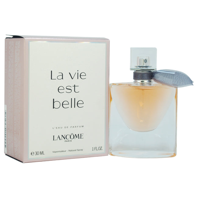 La Vie Est Belle by Lancome LEau de Parfum Spray for Women 1oz