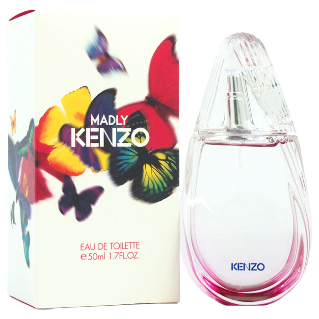 Madly by Kenzo EDT Spray for Women