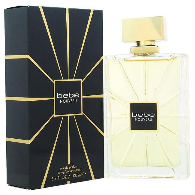 Nouveau by Bebe EDP Spray for Women 3.4oz