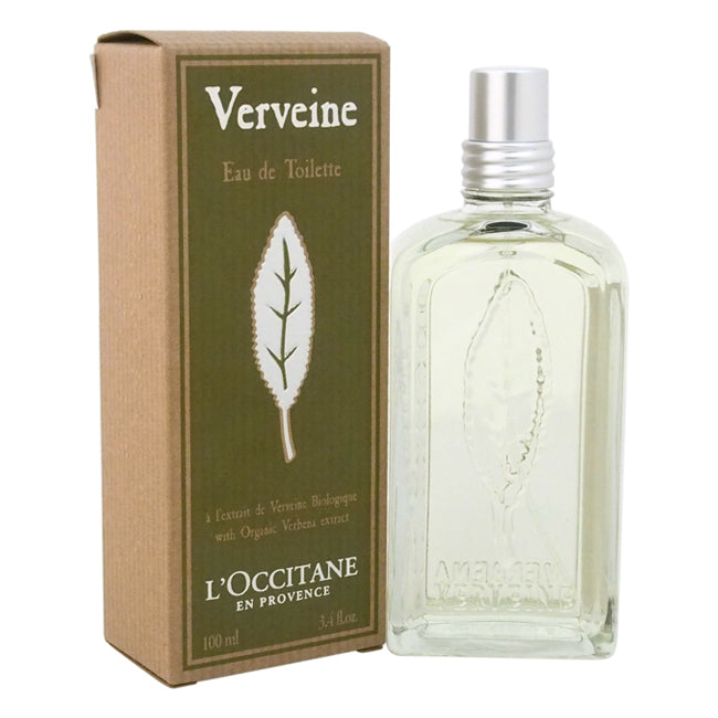 Verbena by LOccitane for Women - 3.4 oz EDT Spray
