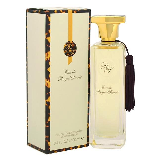 Eau De Royal Secret by Five Star Fragrance Co. for Women