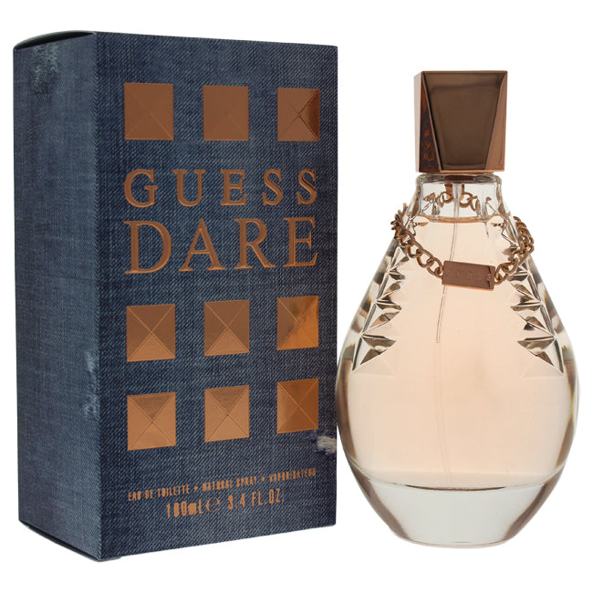 Dare by Guess EDT Spray for Women 3.4oz