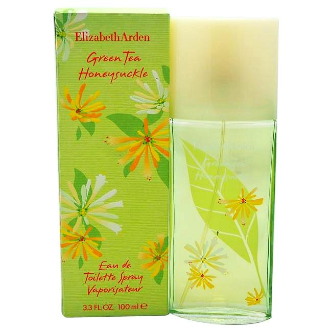 Green Tea Honeysuckle by Elizabeth Arden for Women