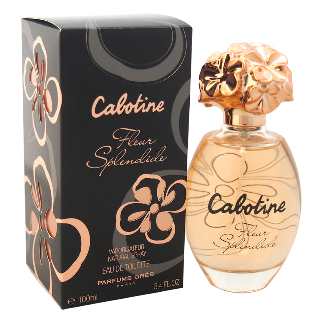 Cabotine Fleur Splendide by Parfums Gres EDT Spray for Women 3.4oz