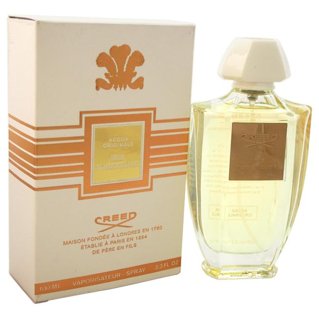 Acqua Originale Iris Tubereuse by Creed Millesime Spray for Women 3.3oz