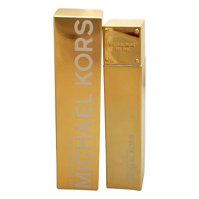 24K Brilliant Gold by Michael Kors for Women