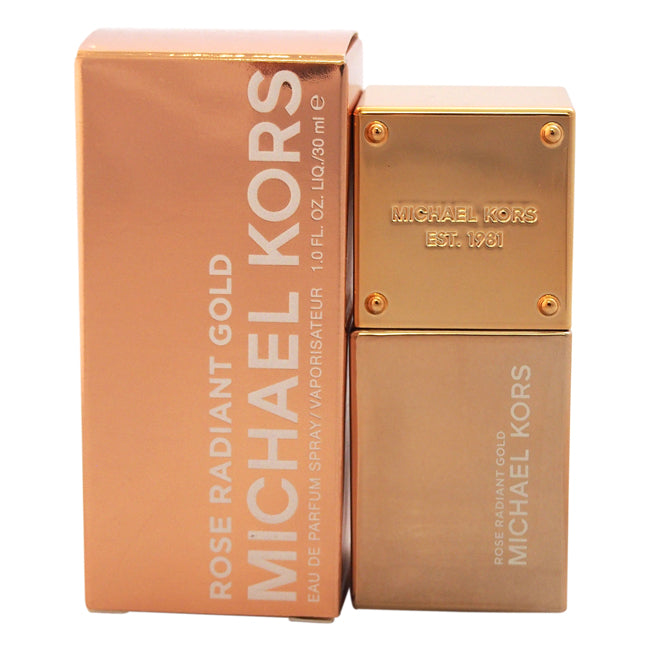 Rose Radiant Gold by Michael Kors EDP Spray for Women 1oz