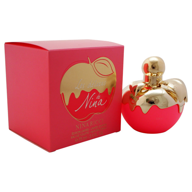 Les Delices De Nina by Nina Ricci for Women