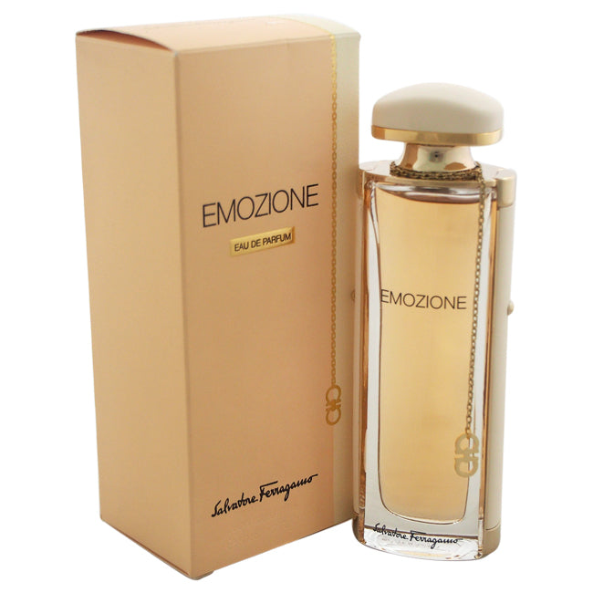 Emozione by Salvatore Ferragamo EDP Spray for Women 1.7oz
