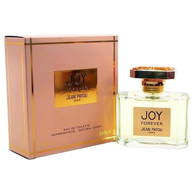 Joy Forever by Jean Patou EDT Spray for Women 2.5oz