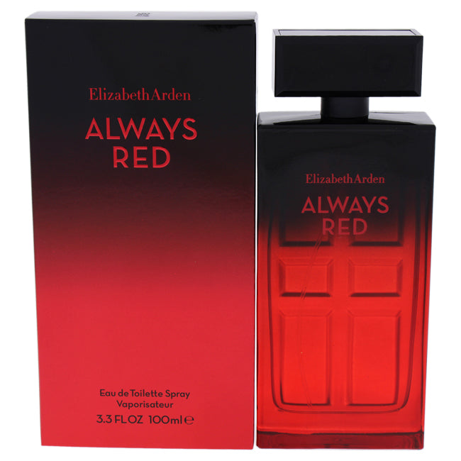 Always Red by Elizabeth Arden for Women