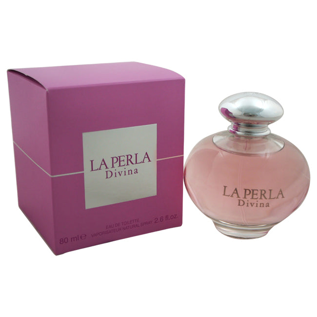 La Perla Divina by La Perla EDT Spray for Women 2.6oz