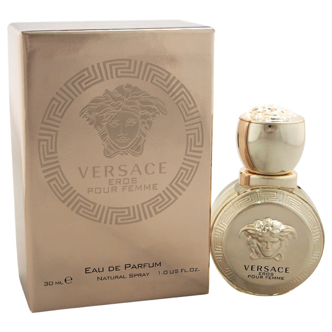 Eros Pour Femme by Versace EDP Spray for Women 1oz