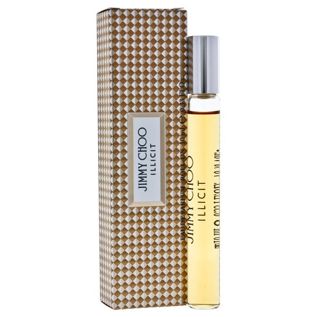 Illicit by Jimmy Choo EDP Roll-On for Women0.33oz