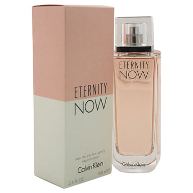 Eternity Now by Calvin Klein for Women - 3.4 oz EDP Spray