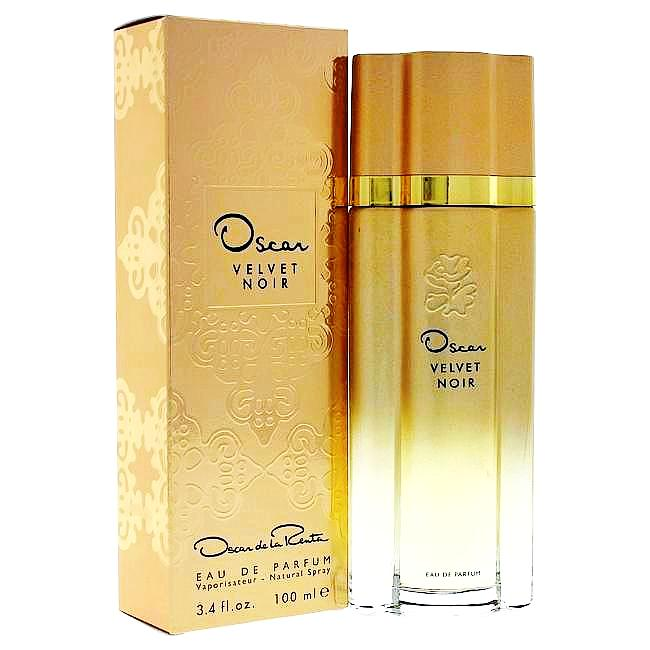 Oscar Velvet Noir by Oscar De La Renta for Women
