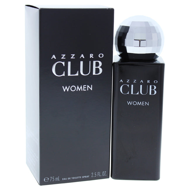 Azzaro Club by Loris Azzaro for Women - 2.5 oz EDT Spray