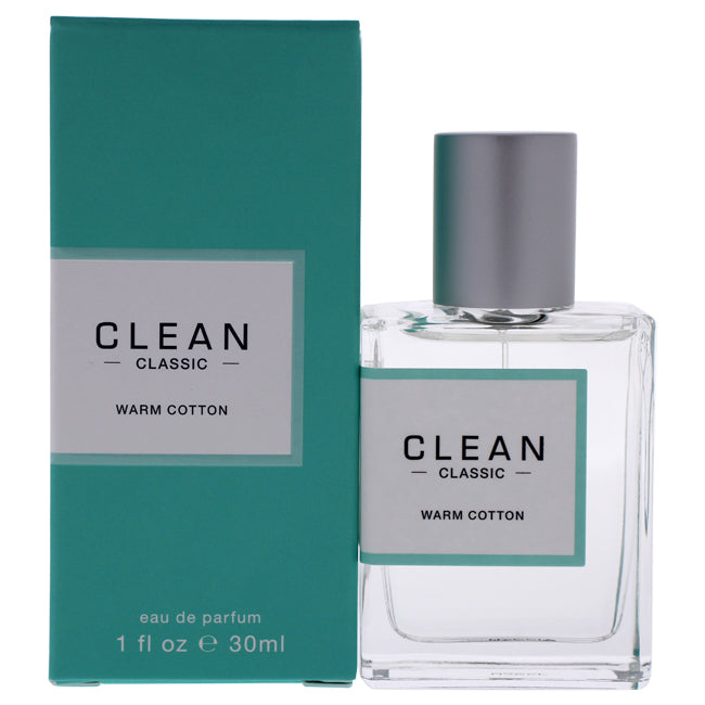 Classic Warm Cotton by Clean for Women - 1 oz EDP Spray