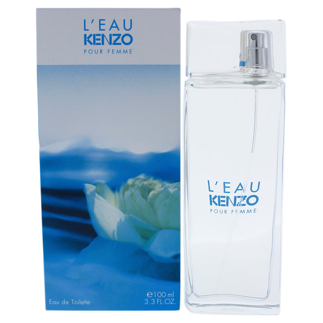 Leau Kenzo by Kenzo EDT Spray for Women