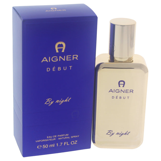 Aigner Debut By Night by Etienne Aigner EDP Spray for Women 1.7oz