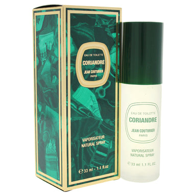 Coriandre by Jean Couturier EDT Spray for Women 1.1oz