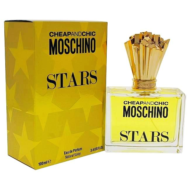Cheap & Chic Stars by Moschino for Women