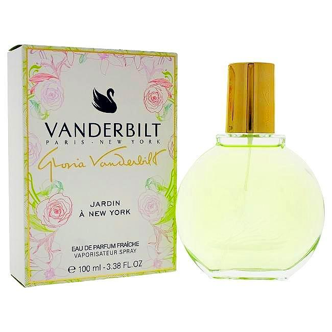 Vanderbilt Jardin a New York by Gloria Vanderbilt for Women