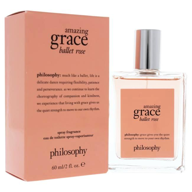 Amazing Grace Ballet Rose by Philosophy for Women