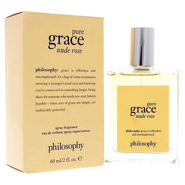Pure Grace Nude Rose by Philosophy for Women