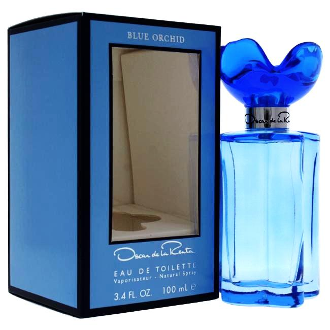 Blue Orchid by Oscar De La Renta for Women