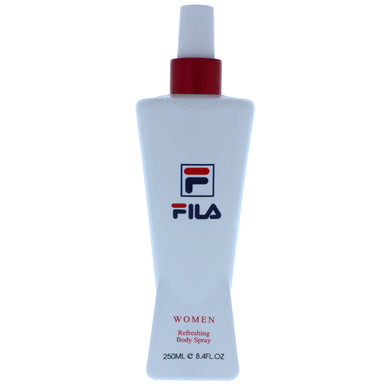 Fila Refreshing Body Spray by Fila for Women 8.4oz