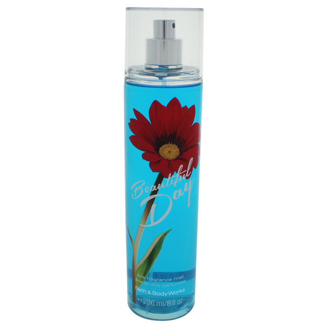 Beautiful Day Fine Fragrance Mist by Bath and Body Works for Women 8oz