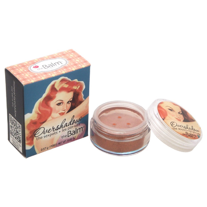 the Balm Overshadow Shimmering All Mineral Eyeshadow