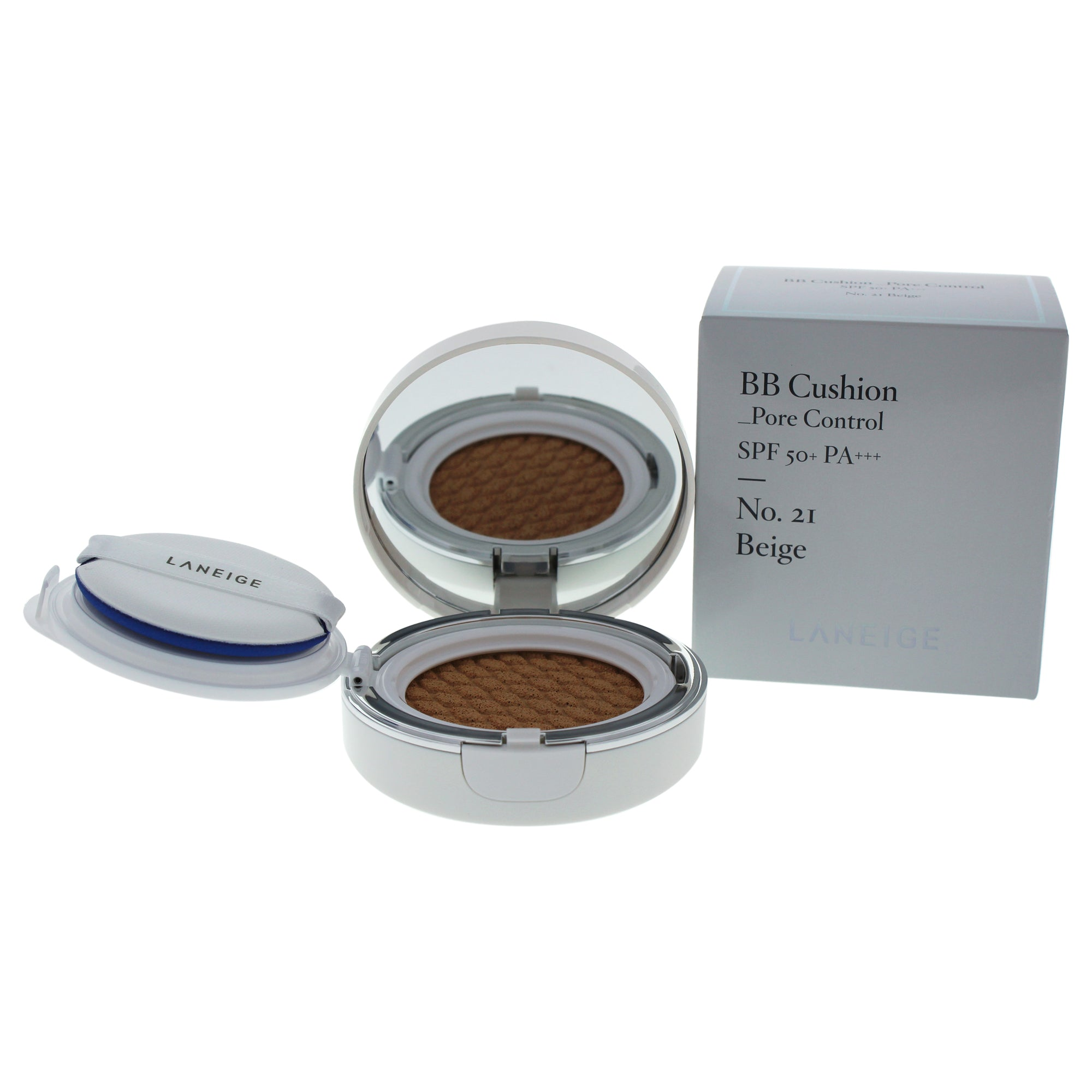 Laneige BB Cushion Pore Control Foundation SPF 50