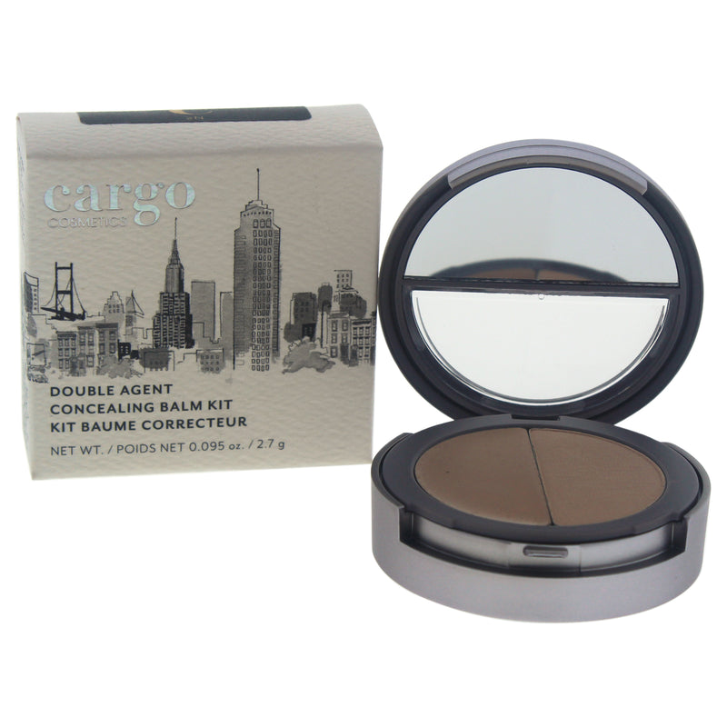 Cargo Double Agent Concealing Balm Kit