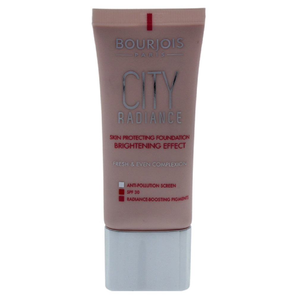 Bourjois City Radiance Skin Protecting Foundation SPF 30