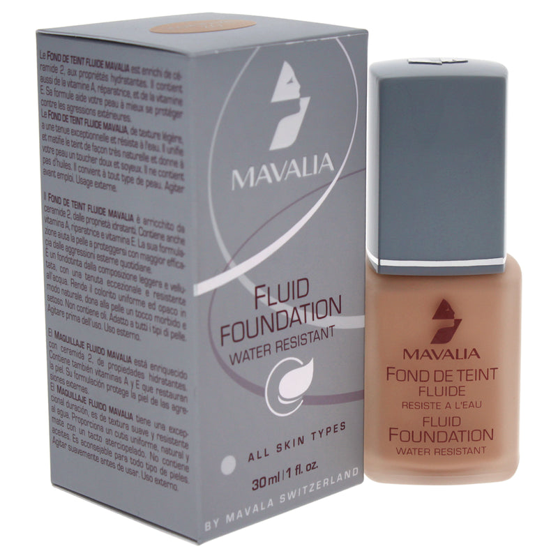 Mavala Fluid Foundation